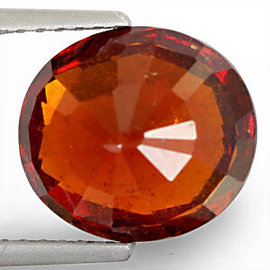 Hessonite - 4 carats