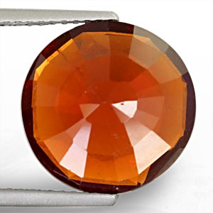 Hessonite - 5.83 carats