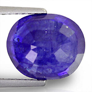 Blue Sapphire - 4.76 carats