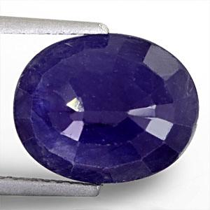 Blue Sapphire - 4.37 carats