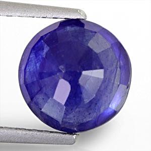Blue Sapphire - 3.24 carats