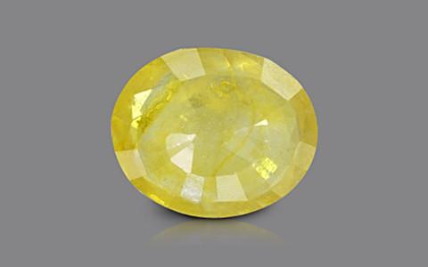 Yellow Sapphire - 6.44 carats