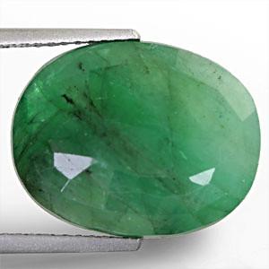 Emerald - 7.79 carats