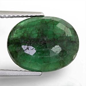 Emerald - 5.12 carats
