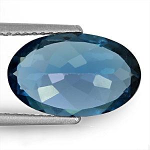London Blue Topaz - 3.93 carats