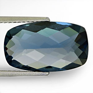 London Blue Topaz - 6.83 carats