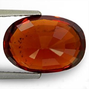 Hessonite - 5.57 carats