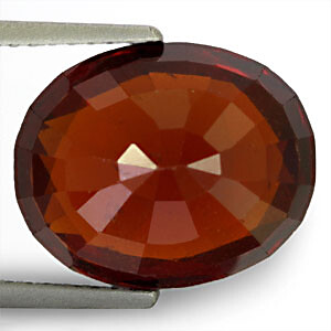 Hessonite - 7.24 carats