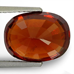 Hessonite - 5.07 carats