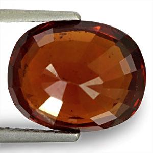 Hessonite - 5.15 carats