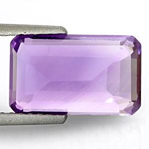 Amethyst - 3.43 carats