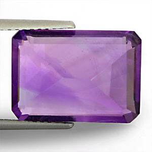 Amethyst - 6.71 carats