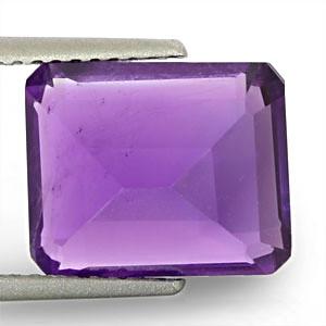 Amethyst - 4.81 carats