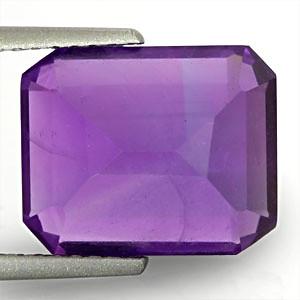Amethyst - 4.91 carats