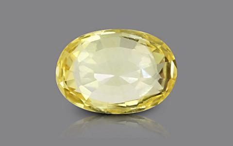 Yellow Sapphire - 5.57 carats