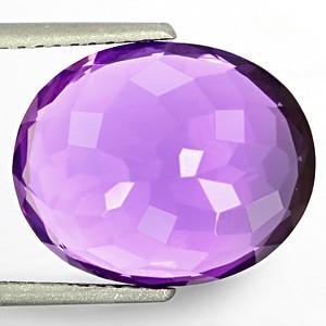 Amethyst - 6.92 carats