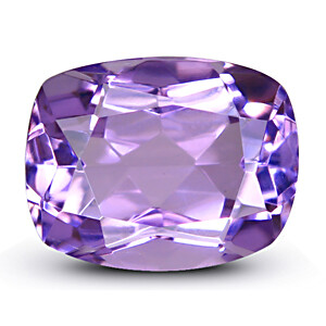 Amethyst Pair - 4.30 carats