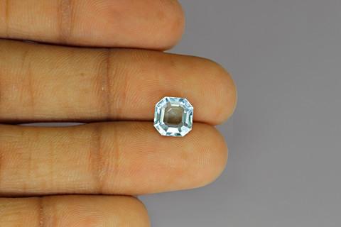 Aquamarine - 1.63 carats