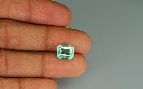 Emerald - 3.75 carats