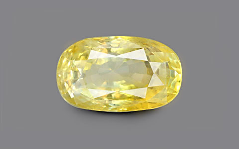 Yellow Sapphire - 8.85 carats