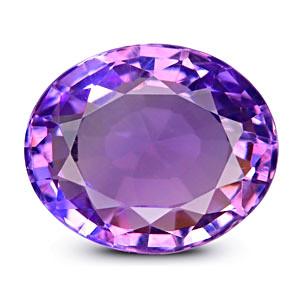 Amethyst - 14.41 carats