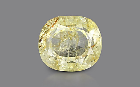 Yellow Topaz - 4.41 carats