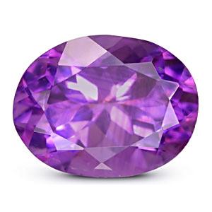 Amethyst - 5.57 carats