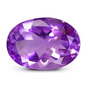 Amethyst - 4.69 carats