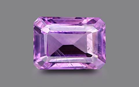 Amethyst - 5.87 carats