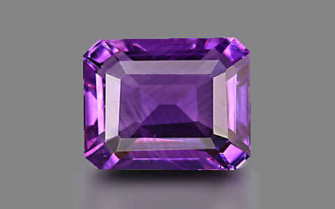 Amethyst - 5.43 carats