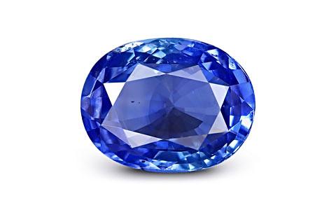 Blue Sapphire - 4.68 carats