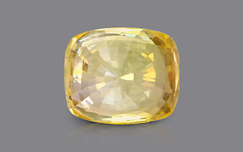 Yellow Sapphire - 12.67 carats