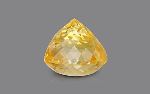 Yellow Sapphire - 9.59 carats