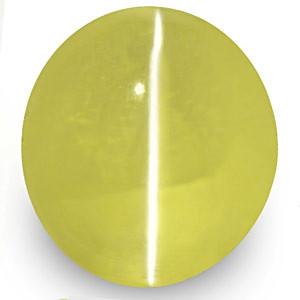 Chrysoberyl Cat's Eye - 1.52 carats