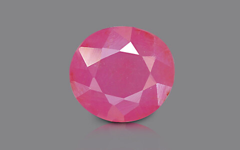 Ruby - 3.27 carats