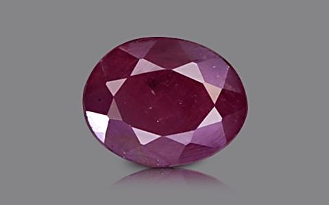 Ruby - 3.95 carats