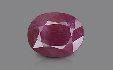 Ruby - 4.31 carats