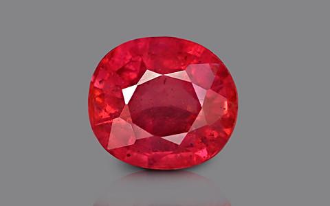 Ruby - 3.52 carats
