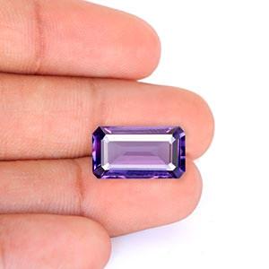 Amethyst - 5.10 carats
