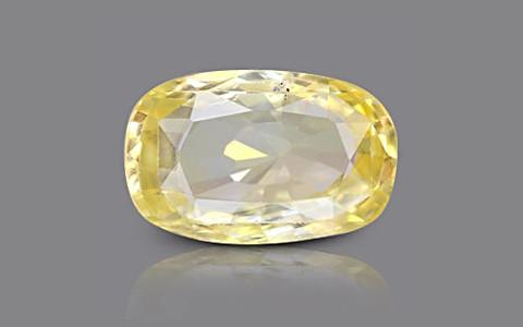 Yellow Sapphire - 3.62 carats