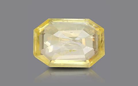 Yellow Sapphire - 2.82 carats