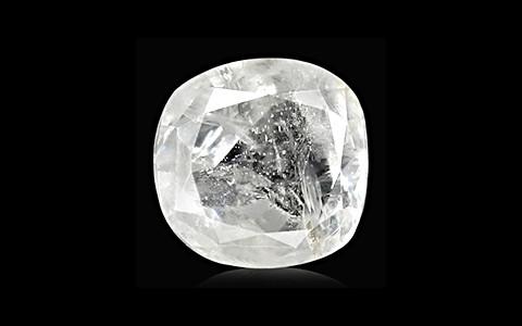 White Sapphire - 4.34 carats