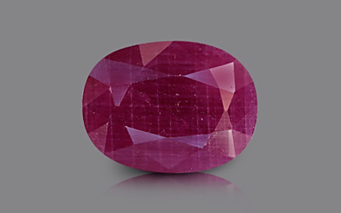 Ruby - 11.11 carats