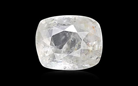 White Sapphire - 4.94 carats