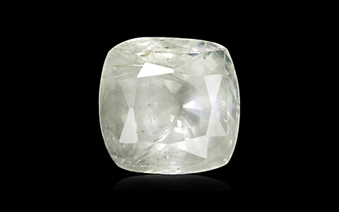 White Sapphire - 6.04 carats