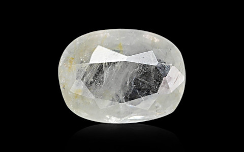 White Sapphire - 6.38 carats