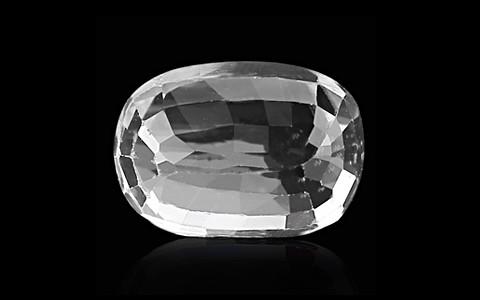 White Zircon - 3.89 carats