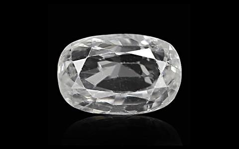 White Zircon - 4.18 carats