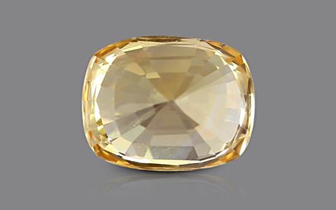 Yellow Sapphire - 4.65 carats