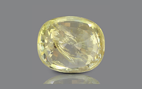 Yellow Sapphire - 8.24 carats